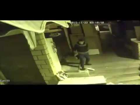 سرقة محل للهواتف بطنجة
