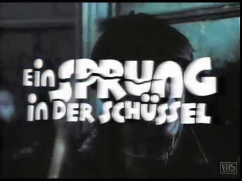 EIN SPRUNG IN DER SCHÜSSEL - Teaser (1983, Deutsch/German)