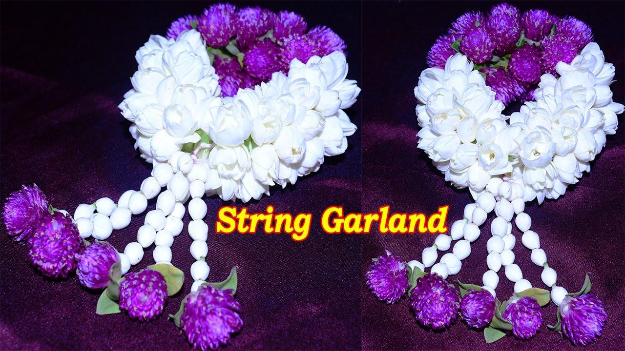 Jasmine strings wedding