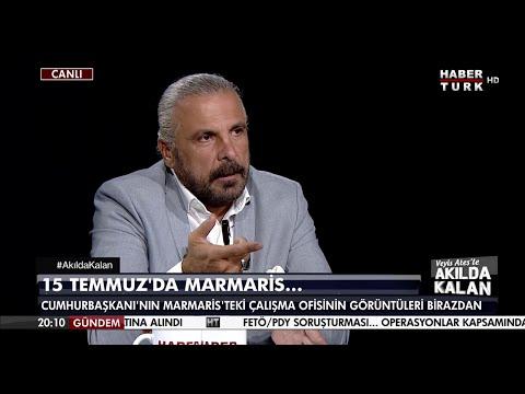 Mete Yarar Habertürk TV'de (FETÖ'nün pes etmiş halini görmüyorum) 1. Bölüm