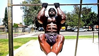 Extreme SIX-PACK ABS Workout w/ Kali Muscle