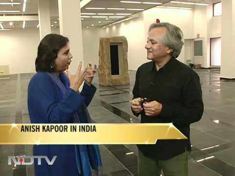 Anish Kapoor Brings His Art To India