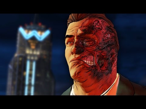 GUARDIAN OF GOTHAM | Batman: The Telltale Series - Episode 4