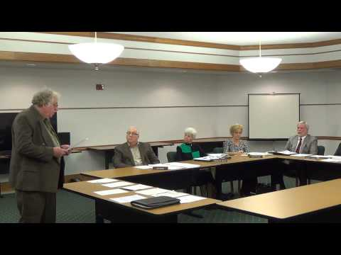 Butler County Housing Authority Meeting 3 13 15 - YouTube