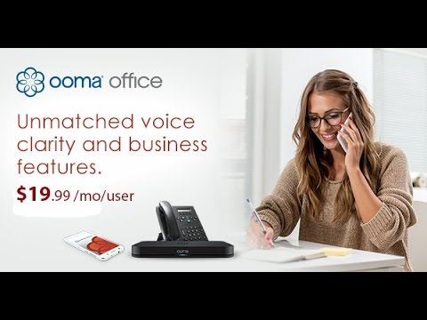 Ooma Office - Small Business Phone