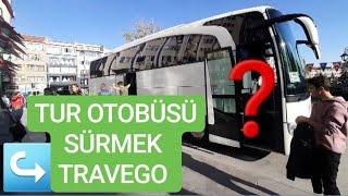 Tur Otobüsü Şoförlüğü  | Okul Gezisi Ankara