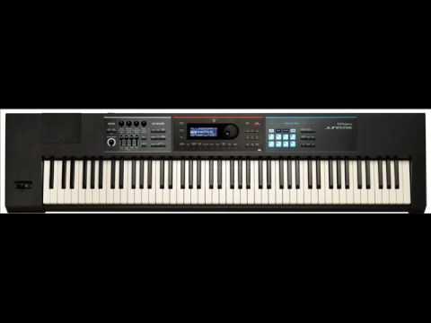 Roland Juno DS 88    Bordódi Kristóf