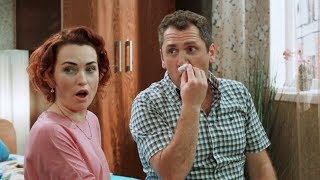 Что делает супруга, когда мужа нет дома — На троих — 4 сезон – 1 серия