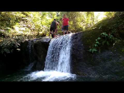 Cawayan Falls 1