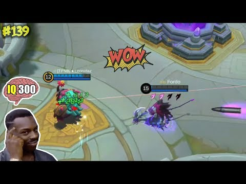 Mobile Legends WTF | Funny Moments Episode 139: Moskov And Savage