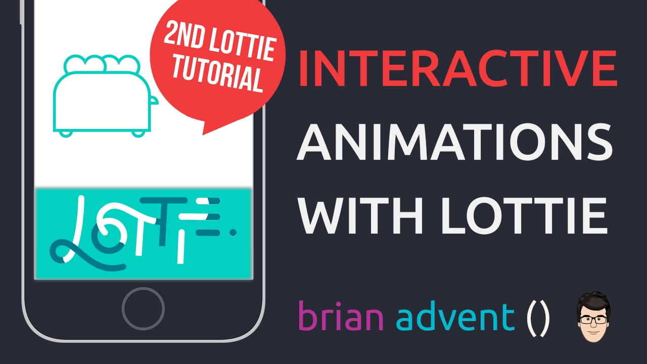 iOS Swift Tutorial: Interactive Animations with After Effects and Lottie