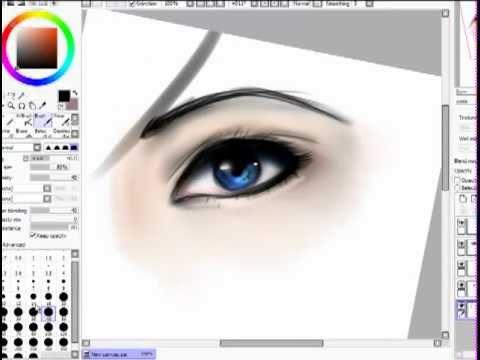 Paint Net Eyebrowsa