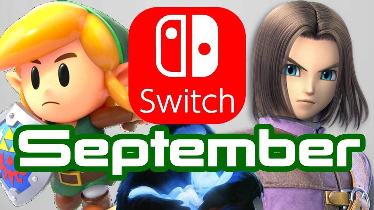 Best Nintendo Switch Games Coming September 2019 Youtube