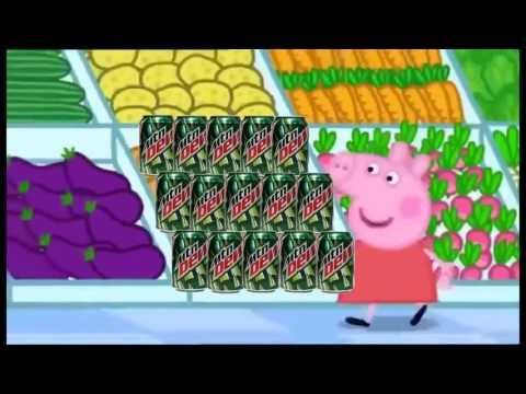 MLG Peppa pig Shopping #1