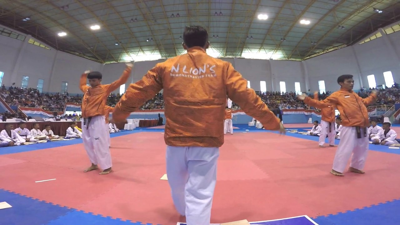 Asian Games Taekwondo 2018