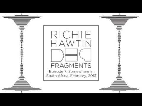 Richie Hawtin   Live @ Somewhere,  South Africa,    07. 02. 2013