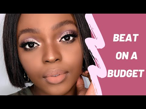 Beat On A Budget 💰|| Essence, Catrice, NYX Cosmetics || SA YouTuber KayYarms #Roadto10K