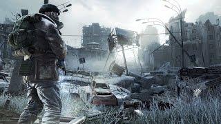 Metro 2033 Redux ЧЕРНАЯ СТАНЦИЯ ВЫЛАЗКА НА ПОВЕРХНОСТЬ