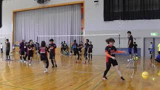 2019.8.11 ①KOBEEZ CUP Diaったり vs 郡山SVC