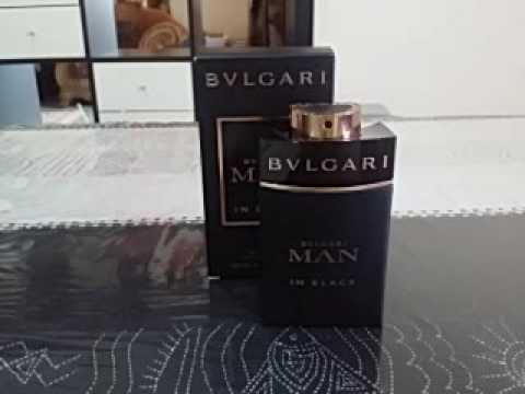 43b2b7ff03 Bvlgari Man In Black Fragrance review (EDP) - YouTube