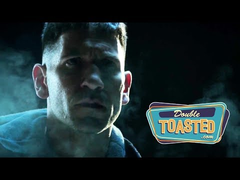 MARVEL'S THE PUNISHER NETFLIX SERIES TEASER - Double Toasted