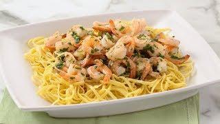 Shrimp with Garlic and Lemon- Martha Stewart