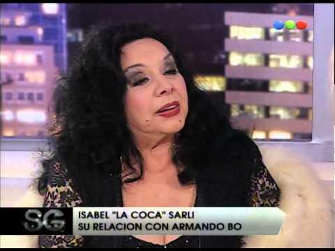 Isabel Sarli y sus hombres - Susana Giménez 2007