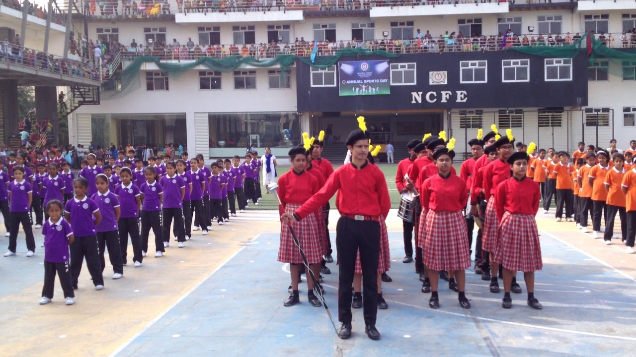 11th Annual Sports Day Part 5 :: Chief Guest Speech