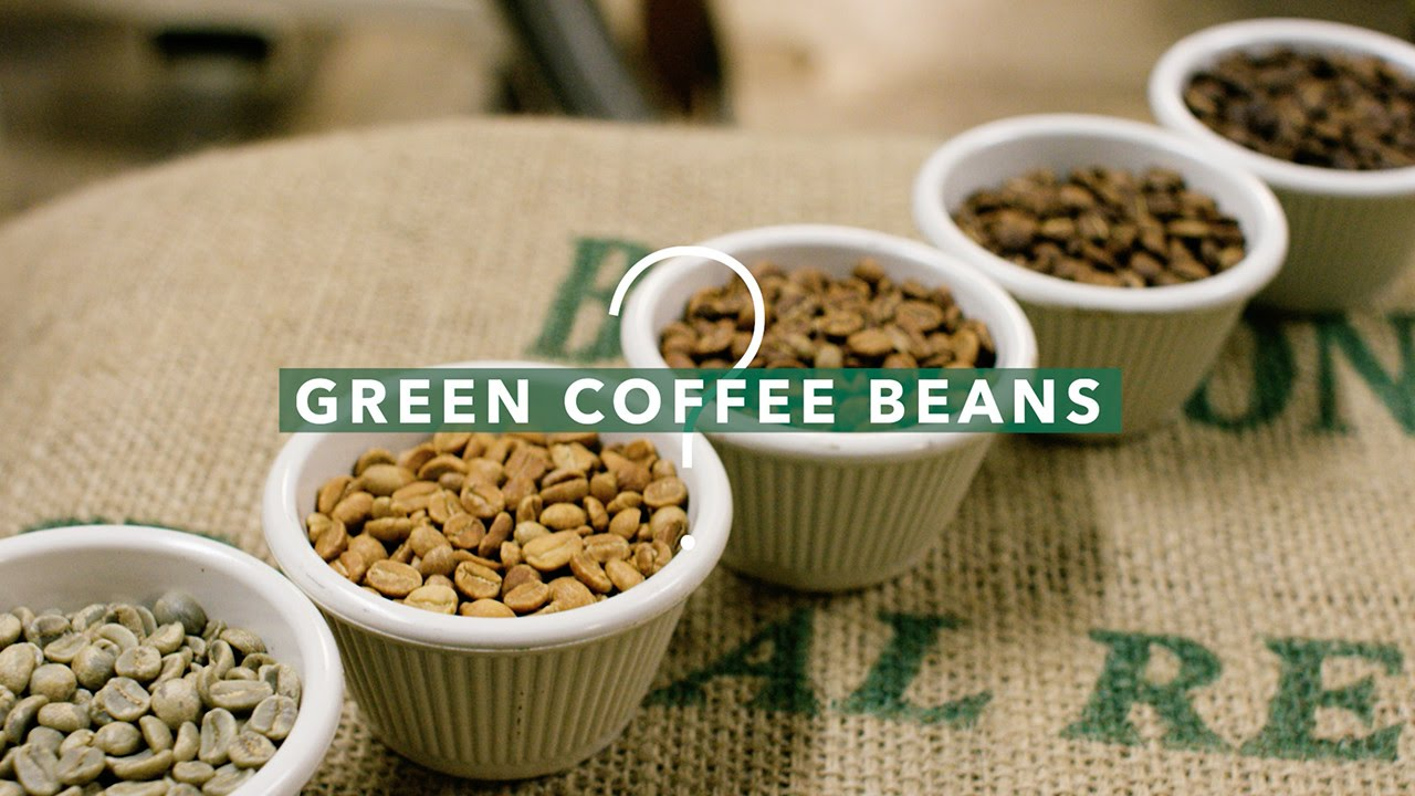 What Are Green Coffee Beans Youtube