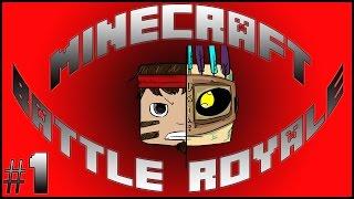 Minecraft PVP Battle Royale w Friends - Episode 1