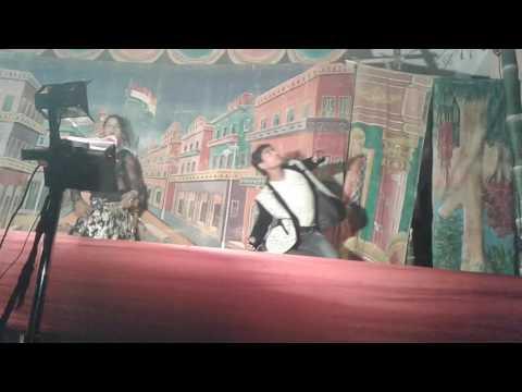 Rajesh pardesi stage show video