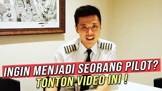 CARA UNTUK JADI PILOT / Langkah Untuk Menjadi Pilot