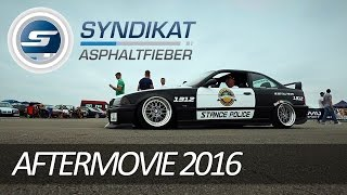BMW SYNDIKAT ASPHALTFIEBER 2016 - AFTERMOVIE | MoTief