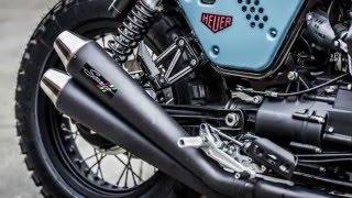 Moto Guzzi V7 II Custom by Moto Strada