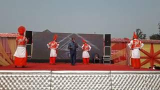 New punabi dance phulkari kaur b