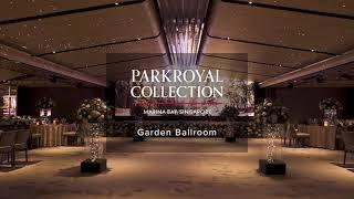 PARKROYAL COLLECTION Marina Bay, Singapore – Garden Ballroom