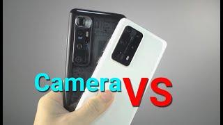 Xiaomi Mi 10 Ultra vs HUAWEI P40 PRO Plus Camera Comparison: the BEST two