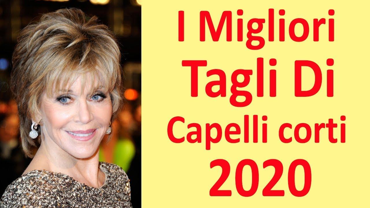 Bellissimo Tagli Di CAPELLI CORTI 2020 per 40+ 50+ 60 ...