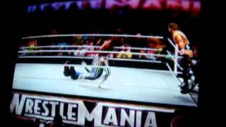 WWE 2K14 CUtter League All WM Yr2