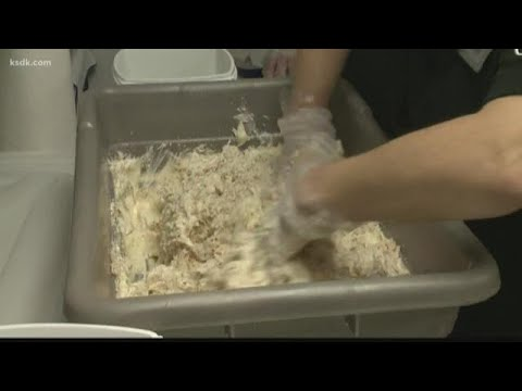Show-Me Success: The woman behind the secret recipe for Straub's chicken salad