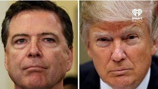 Donald Trump vire le patron du FBI James Comey