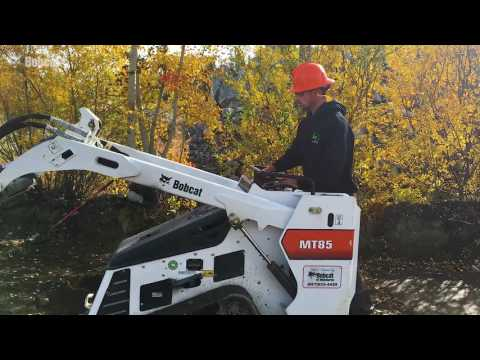 Bobcat Mt85 Reviews