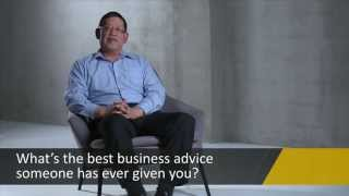 Norman Ah Num on Business Ambition and Success | ASB