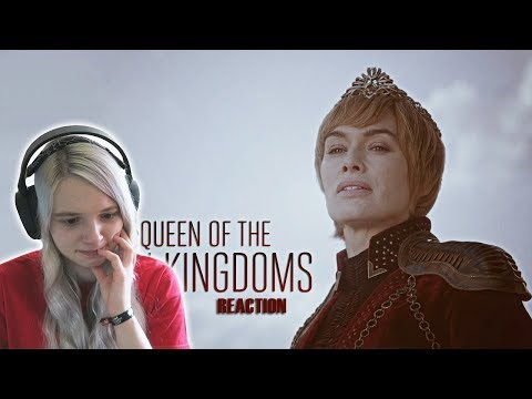 (GoT) Cersei Lannister || The Queen Of The Seven Kingdoms REACTION