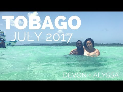 TOBAGO VACATION 2017 *WATCH HD: SHOT AND EDITED ON IPHONE7*