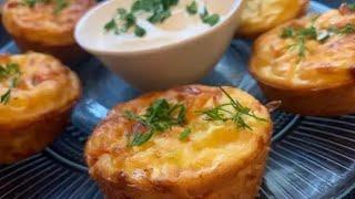 Маффины из кабачков и сыром Кексы с кабачком и сыром Закуска и кабачков Правильное питание