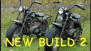 Bike Build 2 Axle Plates & Frame Angles Refigured