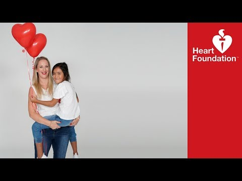 Celeste's heart story | Heart Foundation NZ