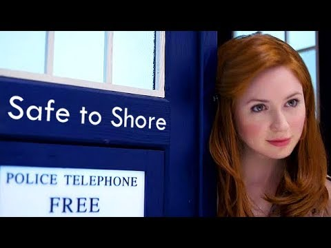 Doctor Who - Safe to Shore (Amy & Eleven)