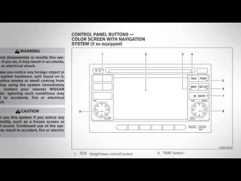 2013 NISSAN Juke - Navigation System Owner's Manual